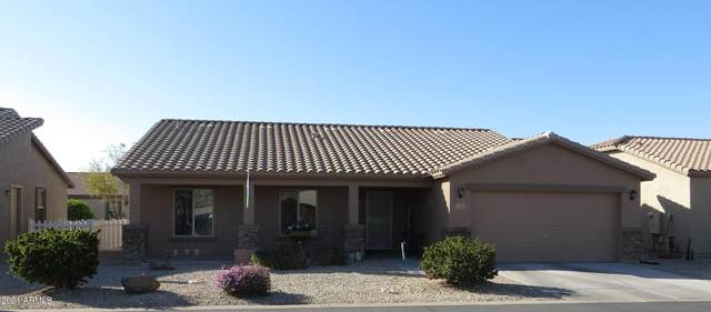 2101 S Meridian Road #242, Apache Junction, AZ 85120 (MLS #6202176) :: Scott Gaertner Group