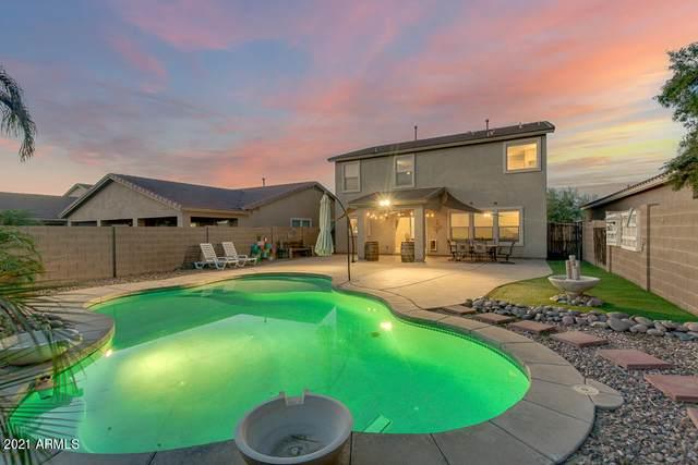 1019 E Leslie Avenue, San Tan Valley, AZ 85140 (#6202181) :: Long Realty Company