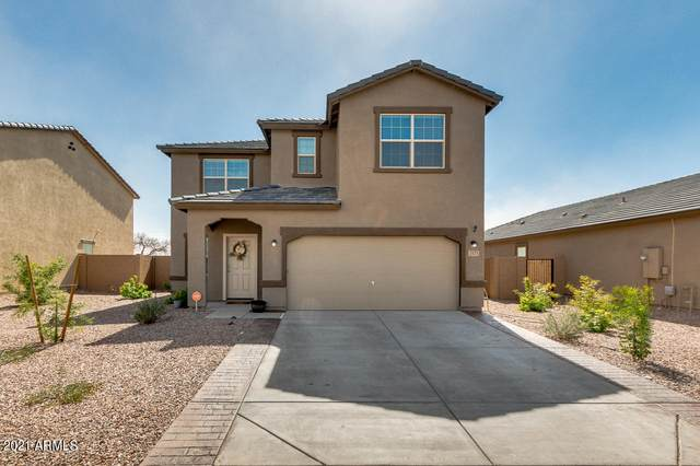 2371 E Rosario Mission Drive, Casa Grande, AZ 85194 (MLS #6202190) :: Power Realty Group Model Home Center