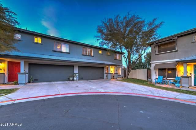 324 W Culver Street #3, Phoenix, AZ 85003 (MLS #6202197) :: Yost Realty Group at RE/MAX Casa Grande