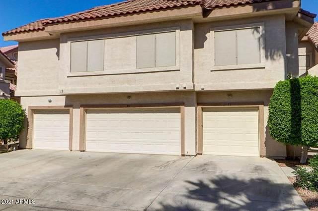 2801 N Litchfield Road #71, Goodyear, AZ 85395 (MLS #6202200) :: The Carin Nguyen Team