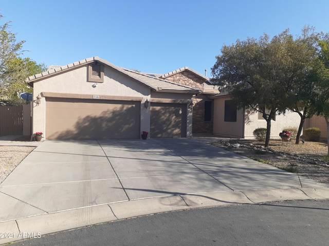 45186 W Desert Cedars Lane, Maricopa, AZ 85139 (MLS #6202203) :: The Daniel Montez Real Estate Group