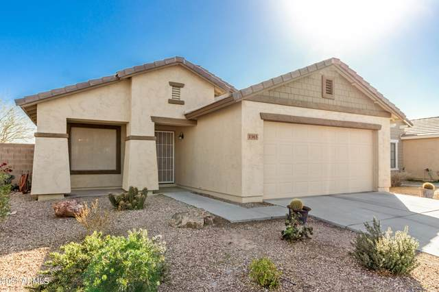 1363 E Natasha Drive, Casa Grande, AZ 85122 (MLS #6202207) :: The Property Partners at eXp Realty