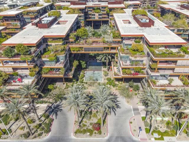 7151 E Rancho Vista Drive #6008, Scottsdale, AZ 85251 (MLS #6202212) :: Conway Real Estate