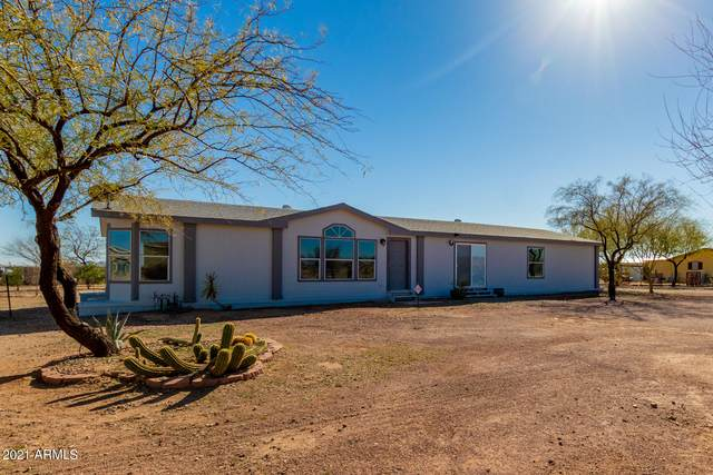 21005 N Big Horn Mountain Road, Wittmann, AZ 85361 (MLS #6202224) :: Long Realty West Valley