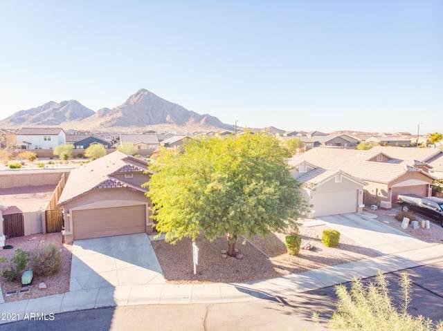 33658 N Mercedes Drive, Queen Creek, AZ 85142 (MLS #6202238) :: Long Realty West Valley
