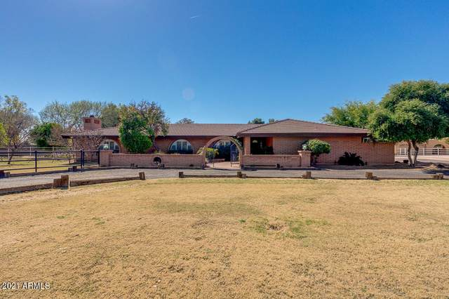 2819 W Palomino Drive, Chandler, AZ 85224 (MLS #6202239) :: Jonny West Real Estate