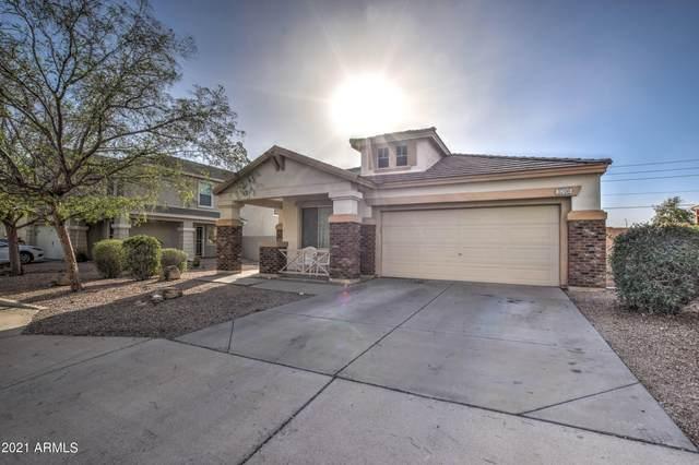 3706 S Descanso Road, Apache Junction, AZ 85119 (MLS #6202244) :: The Laughton Team