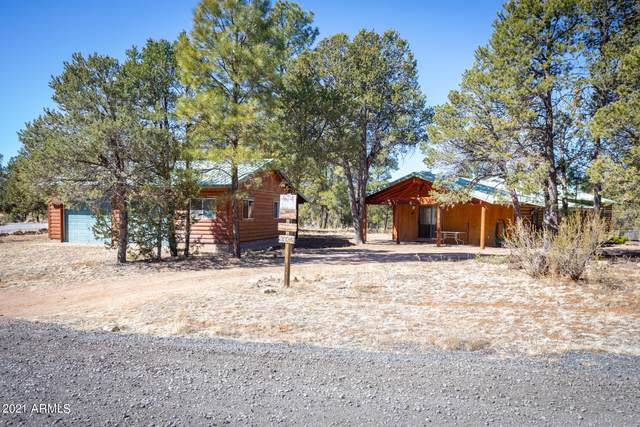 3324 Navajo Drive, Overgaard, AZ 85933 (MLS #6202246) :: The Carin Nguyen Team