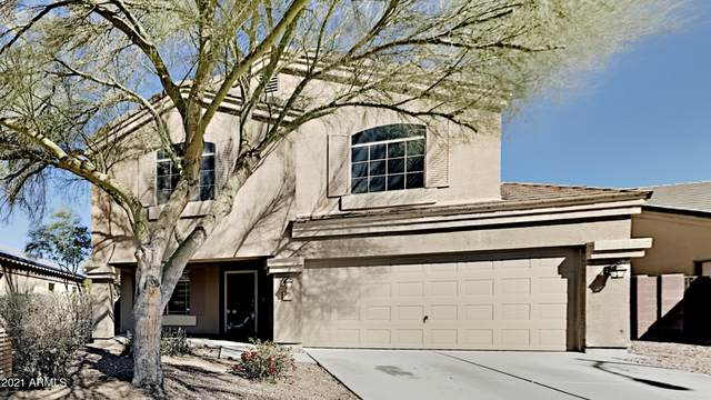 588 W Lucky Penny Place, Casa Grande, AZ 85122 (MLS #6202249) :: The Everest Team at eXp Realty