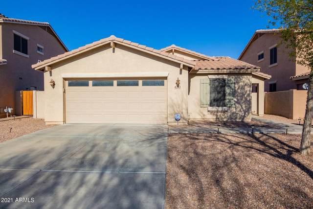 4210 E Sidewinder Court, Gilbert, AZ 85297 (MLS #6202258) :: Zolin Group