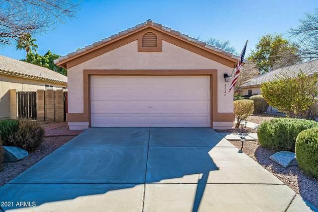 5027 W Ponderosa Lane, Glendale, AZ 85308 (MLS #6202269) :: Yost Realty Group at RE/MAX Casa Grande