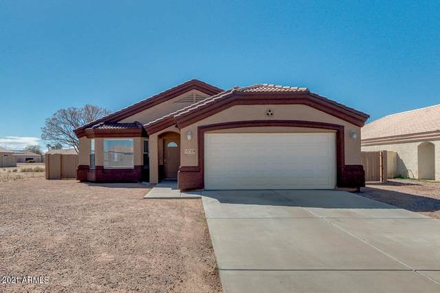 10309 W Santiago Drive, Arizona City, AZ 85123 (MLS #6202274) :: Balboa Realty