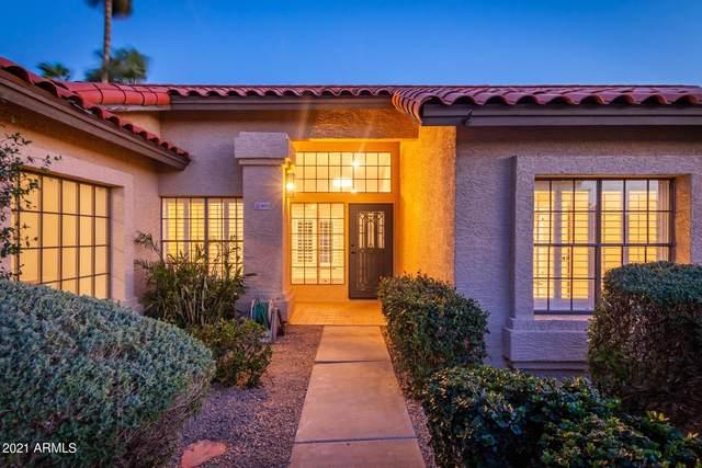 10575 E San Salvador Drive, Scottsdale, AZ 85258 (MLS #6202279) :: Maison DeBlanc Real Estate