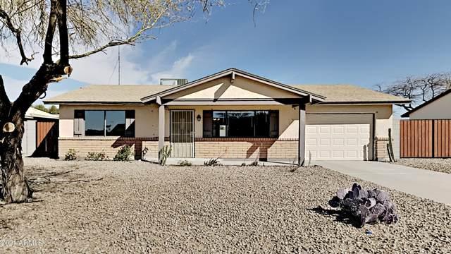 13063 S La Rambia Road, Arizona City, AZ 85123 (MLS #6202295) :: The Property Partners at eXp Realty