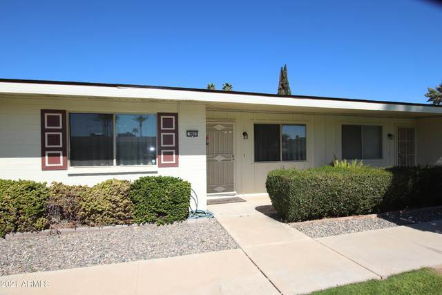 9651 N 111TH Avenue, Sun City, AZ 85351 (MLS #6202312) :: The Garcia Group