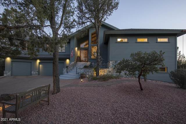 2203 E Scenic Drive, Payson, AZ 85541 (MLS #6202326) :: The Laughton Team