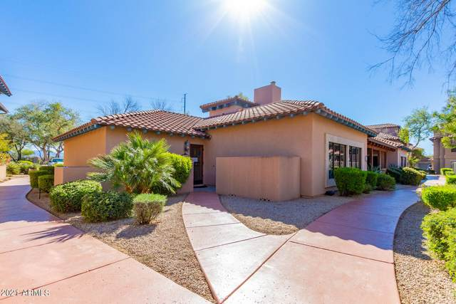 20660 N 40TH Street #1146, Phoenix, AZ 85050 (MLS #6202332) :: The Newman Team