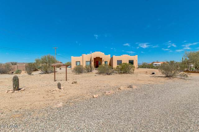 2672 W Moon Dust Trail, Queen Creek, AZ 85142 (MLS #6202341) :: Yost Realty Group at RE/MAX Casa Grande