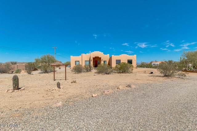 2672 W Moon Dust Trail, Queen Creek, AZ 85142 (MLS #6202341) :: Devor Real Estate Associates