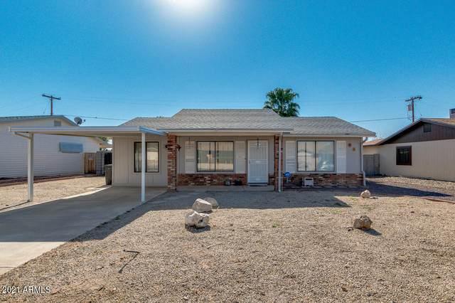 159 Peretz Circle, Morristown, AZ 85342 (#6202344) :: Long Realty Company
