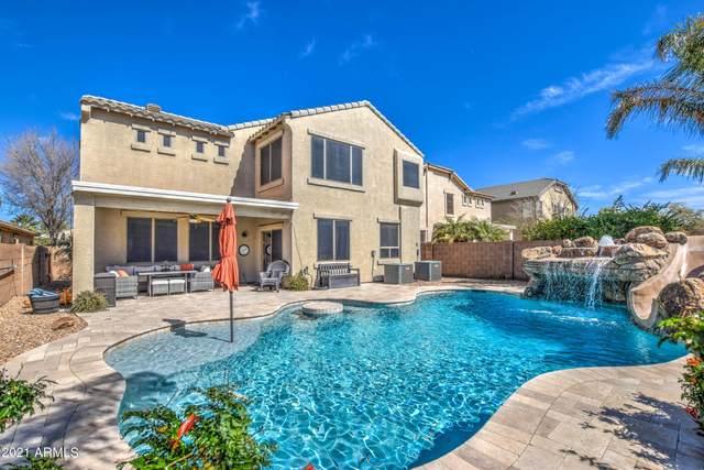 4135 E Amarillo Drive, San Tan Valley, AZ 85140 (MLS #6202347) :: Yost Realty Group at RE/MAX Casa Grande