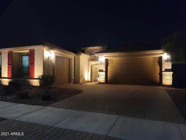 2615 W Royer Road, Phoenix, AZ 85085 (MLS #6202354) :: Yost Realty Group at RE/MAX Casa Grande