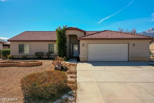 2818 Sierra Bermeja Drive, Sierra Vista, AZ 85650 (MLS #6202370) :: Service First Realty