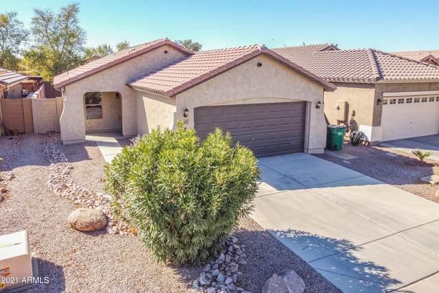 36571 W Mallorca Avenue, Maricopa, AZ 85138 (MLS #6202385) :: Long Realty West Valley