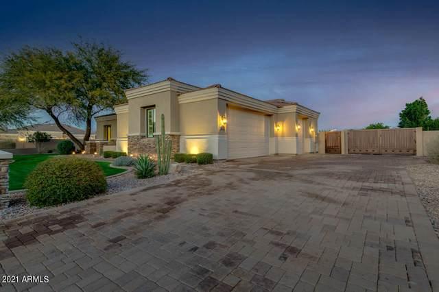 23771 N 79TH Lane, Peoria, AZ 85383 (MLS #6202395) :: Jonny West Real Estate