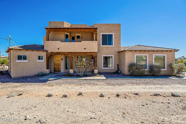1575 N Starr Road, Apache Junction, AZ 85119 (MLS #6202409) :: Executive Realty Advisors