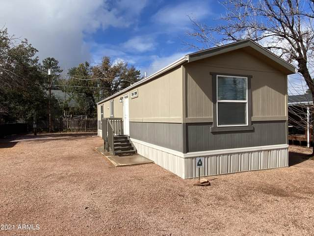 703 E Frontier Street #4, Payson, AZ 85541 (MLS #6202420) :: The Laughton Team