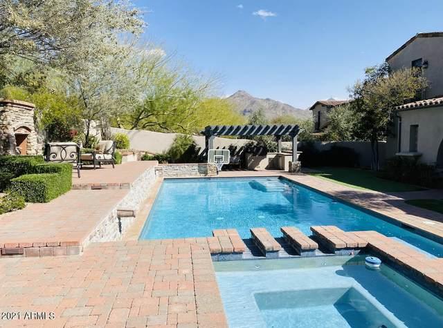 9606 E Chino Drive, Scottsdale, AZ 85255 (MLS #6202433) :: Midland Real Estate Alliance