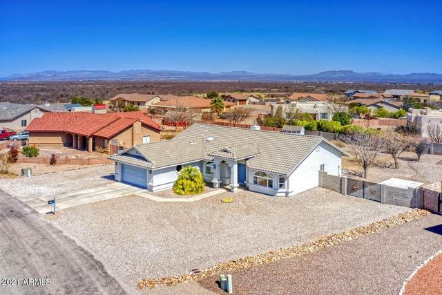 4259 S Bottle Brush Lane, Sierra Vista, AZ 85650 (MLS #6202434) :: The Garcia Group