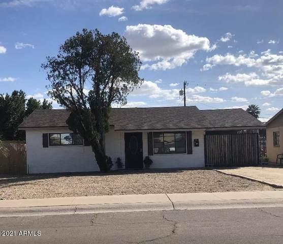 2077 E Don Carlos Avenue, Tempe, AZ 85281 (MLS #6202455) :: Zolin Group