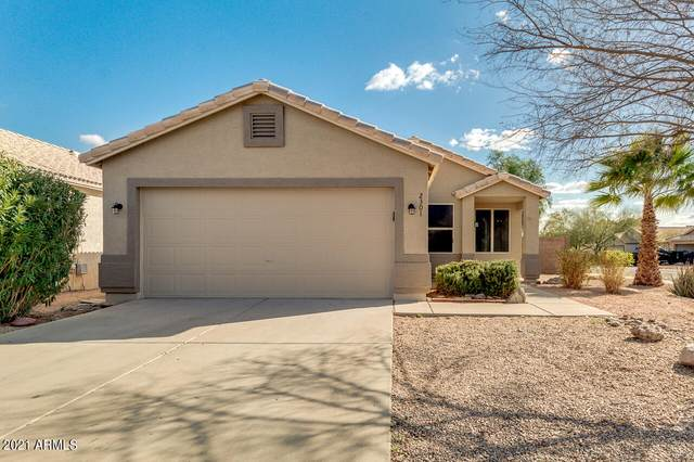 2301 W Renaissance Avenue, Apache Junction, AZ 85120 (MLS #6202470) :: Devor Real Estate Associates
