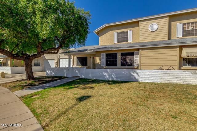 2929 E Broadway Road #9, Mesa, AZ 85204 (MLS #6202505) :: Jonny West Real Estate