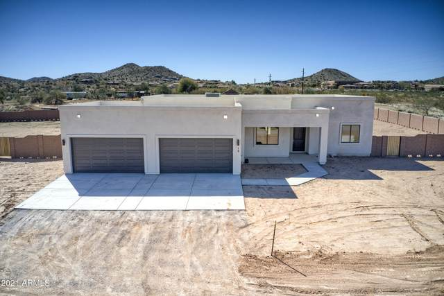 15 E Old Paint Trail, Phoenix, AZ 85086 (MLS #6202509) :: The Laughton Team