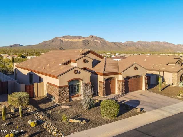 9660 E Inglewood Circle, Mesa, AZ 85207 (MLS #6202513) :: Jonny West Real Estate