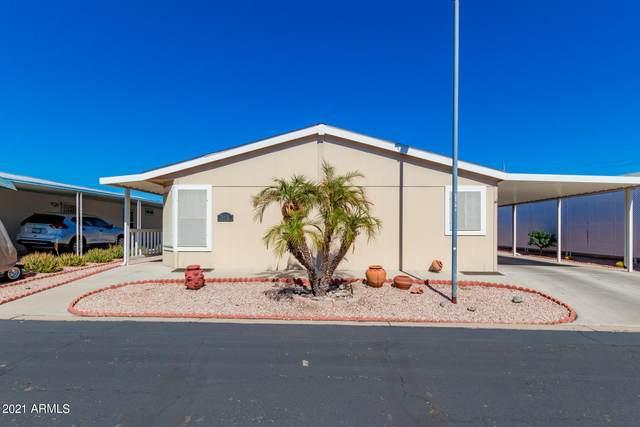 11596 W Sierra Dawn Boulevard #381, Surprise, AZ 85378 (MLS #6202529) :: Arizona Home Group