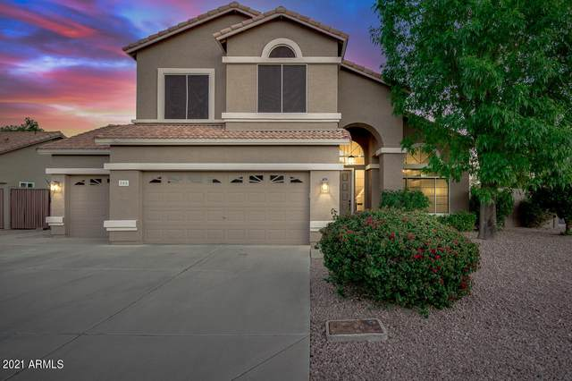 205 N Starboard Drive, Gilbert, AZ 85234 (MLS #6202533) :: The Everest Team at eXp Realty