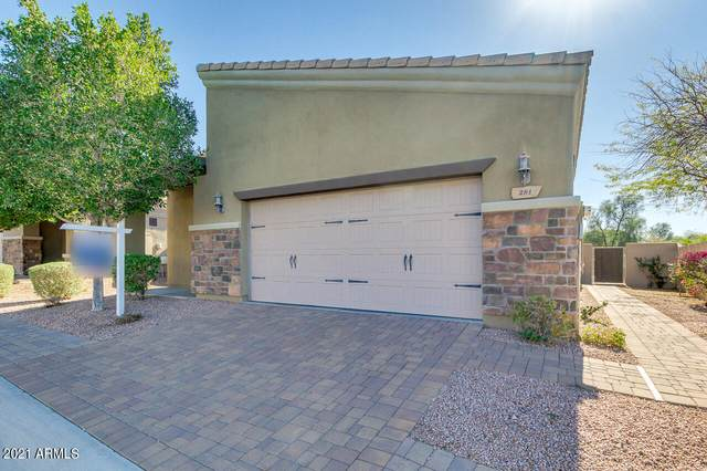 6202 E Mckellips Road #281, Mesa, AZ 85215 (MLS #6202541) :: The Dobbins Team
