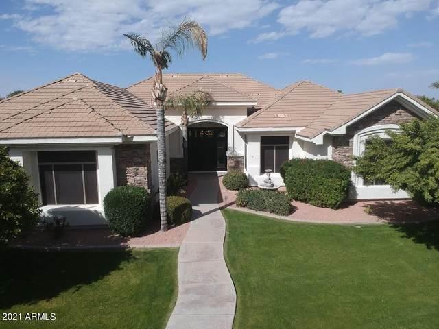 2222 N Val Vista Drive #14, Mesa, AZ 85213 (MLS #6202543) :: Jonny West Real Estate