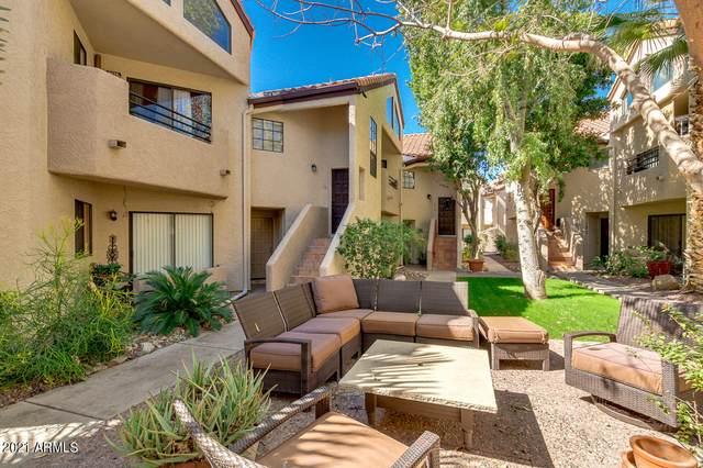 10301 N 70TH Street NE #216, Paradise Valley, AZ 85253 (MLS #6202563) :: Executive Realty Advisors