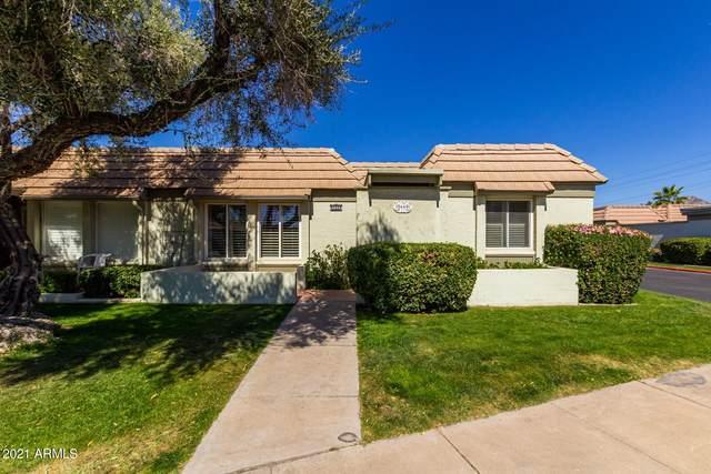 5660 N 12TH Street, Phoenix, AZ 85014 (MLS #6202569) :: Executive Realty Advisors