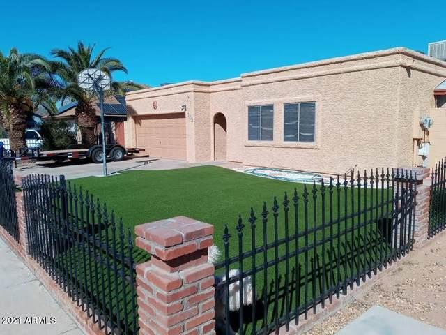 102 E Camino Estrella, Avondale, AZ 85323 (MLS #6202574) :: The Garcia Group