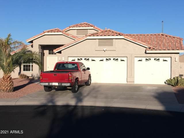 20949 N 95TH Drive, Peoria, AZ 85382 (MLS #6202576) :: Jonny West Real Estate