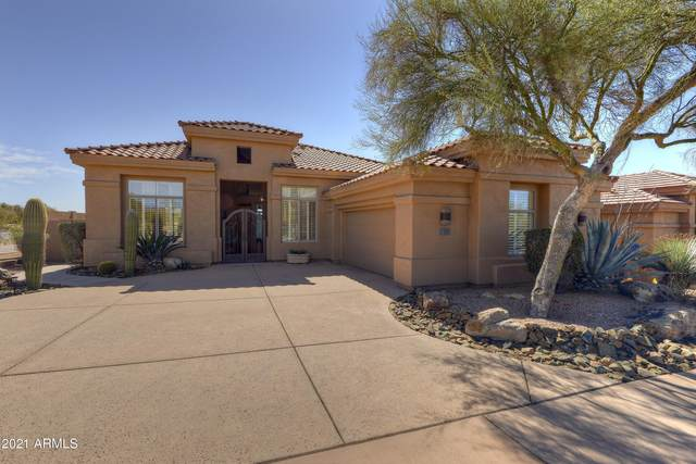 9703 E Cavalry Drive, Scottsdale, AZ 85262 (MLS #6202577) :: Arizona 1 Real Estate Team