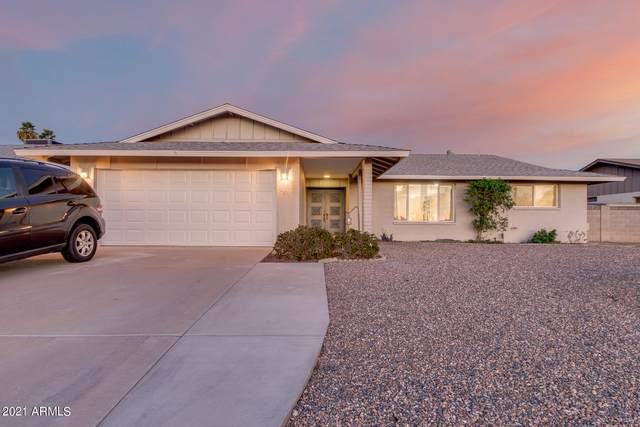 14811 N 55th Avenue, Glendale, AZ 85306 (MLS #6202582) :: The Garcia Group