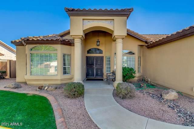 2719 N Almond Street, Mesa, AZ 85213 (MLS #6202591) :: Jonny West Real Estate
